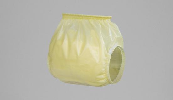 Slip Schlupfform (PVC) Gr. 36-54 48 weiß