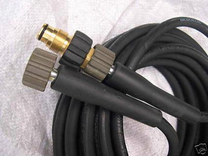 20m Schlauch Wap 6000 Profi BM 6400 7200 P 7400 7600 7800 Hochdruckreiniger - Vorschau