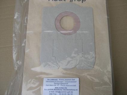 5x Papier - Staubbeutel Wap Alto Nilfisk SQ 650-11 650-21 651-11 690-31 Sauger - Vorschau