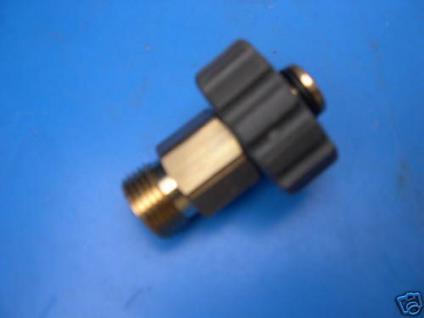 Schlauch - Verbinder M21/18 Wap CS 620 630 800 820 830 930 810 Hochdruckreiniger - Vorschau