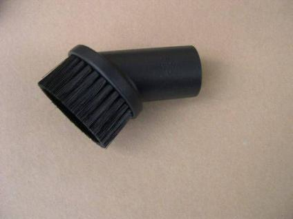 Rund-Bürstsaugdüse 75mm DN35/36 Saugdüse passend für Starmix NT Sauger - Vorschau