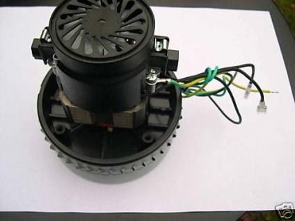 Motor 1 KW Kärcher Puzzi 100 200 300 NT Wap 1001 Sauger