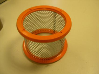 Filterelement - Sieb Grobschmutzfilter Wap SQ 550 650 -11 -21 für Nass - Sauger