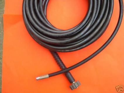 Rohrreinigungs- Schlauch 10m Wap CS 920 930 620 Vario 808 811 Hochdruckreiniger - Vorschau