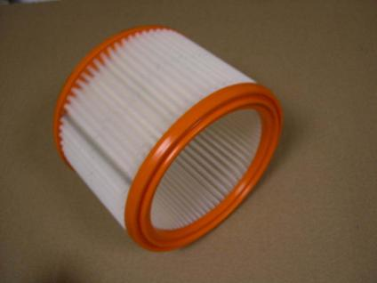 Filterelement Nilfisk Alto Attix 30-01 30-11 30-21 40-01 40-21 PC Inox Sauger