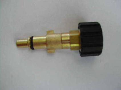 Kupplung Adapter für Alto Pistole passend auch f. Lavor