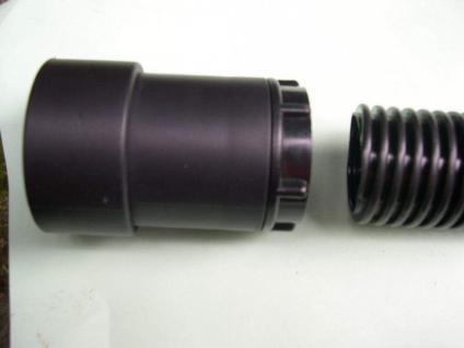 Kesselanschluß - Muffe 32/58 für NT Sauger Industriesauger Werkstattsauger - Vorschau