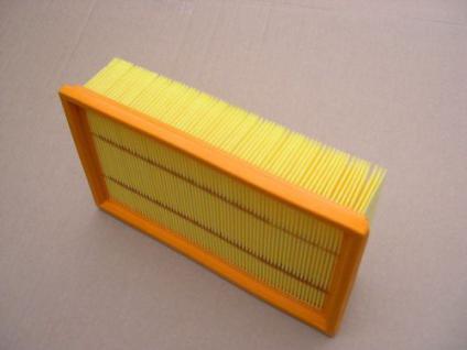 Filter Flachfaltenfilter Kärcher Faltenfilter für NT