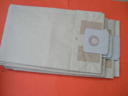 10x Staubsaugerbeutel FiltersäckeTaski Bora 8500-590 Baby 8500.600 S4 S5 Sauger - Vorschau