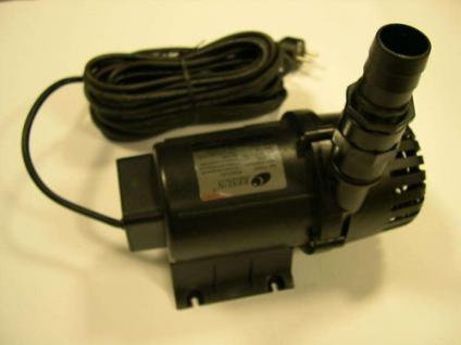 Profi Wasserpumpe Tauchpumpe Teichfilterpumpe 18000L/h - Vorschau 1