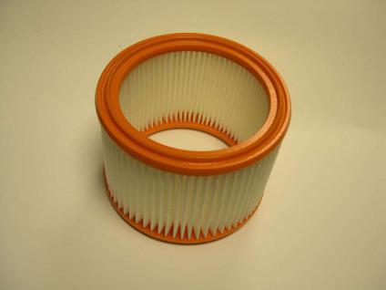 Rundfilter Filterelement Filter Nilfisk Alto Attix 5 550-01 550-21 550-2M Sauger - Vorschau