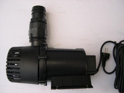 Hochleistungs- Koiteich - und Teichfilterpumpe Filterspeisepumpe 28000 l/h 30000 - Vorschau 2