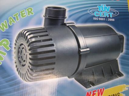 Hochleistungs- Koiteich - und Teichfilterpumpe Filterspeisepumpe 28000 l/h 30000 - Vorschau 3
