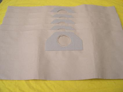 VPE Filtersäcke 1-lg Filterbeutel Base 103 Cleanfix S 05 Silence 180 Sauger