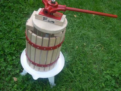 Entsafter Fruchtpresse Beerensaftpresse Obst - Presse
