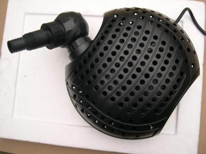 Bachlaufpumpe Filterspeisepumpe Teichfilterpumpe 9000 L