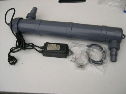 R UV-C Teichklärer 36 Watt Wasserklärer Sterilizer NEU - Vorschau 2