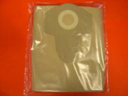 5 Filtersäcke AS 1250 N 1400 HPS 1300 Einhell Sauger