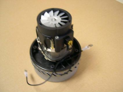 Turbine Saugermotor für Kärcher NT361 und NT 361 Eco Sauger Motor 1, 2KW - Vorschau