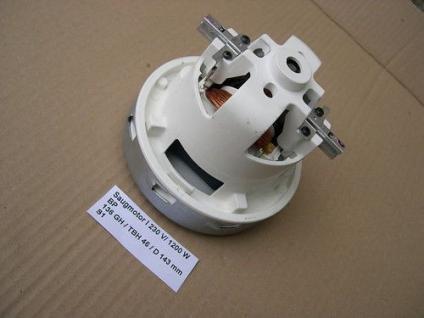 1200W 1-stf Saugmotor Wetrok Ghibli Columbus Sauger