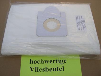 VPE Filtersäcke Vlies Wap Alto Nilfisk SQ 650-11 650-21 651-11 690-31 Sauger