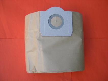 10 Filtertüten Kärcher NT 301 A2801 K2801 Plus Sauger