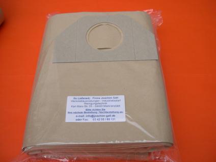 VPE Filtertüten Staubsaugerbeutel Staubbeutel f. Wap Aero 300 Sauger Staubsauger - Vorschau
