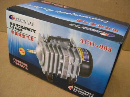 Resun Koiteich - Belüfter 3900L/h Luftpumpe Ausströmer