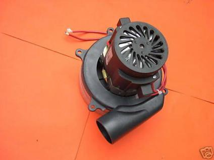 Abluftrohr - Motor Cleanfix Compact Floor 43 45 50 530 - Vorschau