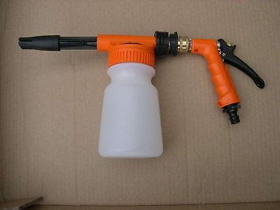 Schaumpistole für Wasseranschluß mit 1 L -Behälter f. Schaum Desinfektionsmittel