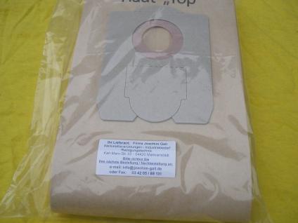 5er-Pack Papierfilterbeutel Wap Alto SQ6 SQ650-11 650-21 651-11 SQ690-31 Sauger