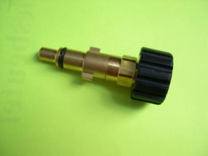Bajonettadapter f. Wap Alto Stihl Lavor Hochdruckreiniger Pistole auf M22 IG