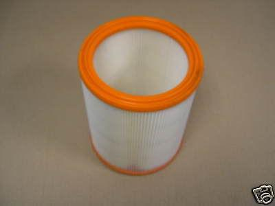 Filter Filterelement Rundfilter Nilfisk WAP Alto Turbo 1001 Sauger Art 30063