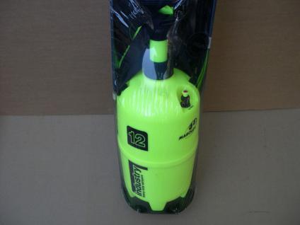 12 L Sprühgerät Pumpsprüher Vorsprühgerät Reinigungsmittel Desinfektionsmittel - Vorschau