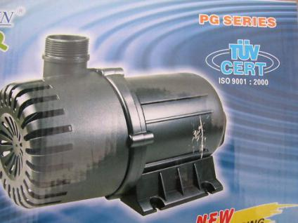 Resun Bachlauf- u Teichfilterpumpe Filterpumpe 18000 L - Vorschau 1