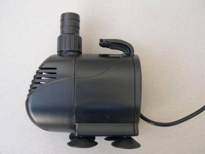 R 7000 Liter - Filterpumpe Teichfilter - Pumpe Wasserfallpumpe Bachlaufpumpe