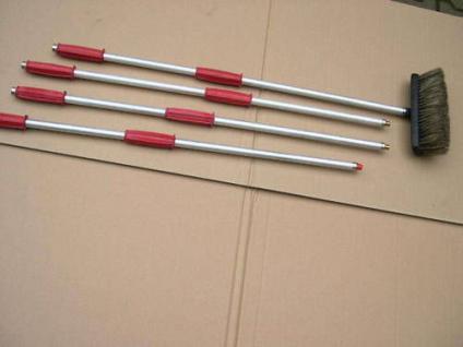 4mtr. Profi Waschbürste für Auto LKW Track Fenster Dach - Vorschau