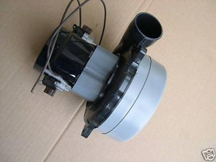 1100 W Motor mit Abluftrohr Columbus RA 53 55 65 66 90 E Cleanfix Compact 1