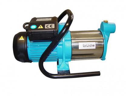 5400 Liter/h Saugpumpe (selbstansaugend ) Güde - Pumpe Gartenpumpe Wasserpumpe - Vorschau