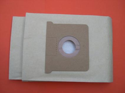 10 Filtertüten 3-lag. Kärcher NT NTZ 361 eco TE Sauger