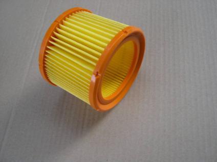 Faltenfilter für Aldi Top Craft Sauger NT 0506 0507 0608 0609 Art.00 - 59028102