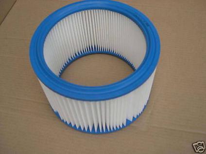 Filterelement Filter Rundfilter Wap Alto Nilfisk ATTIX 560-21 761-21 XC Sauger - Vorschau