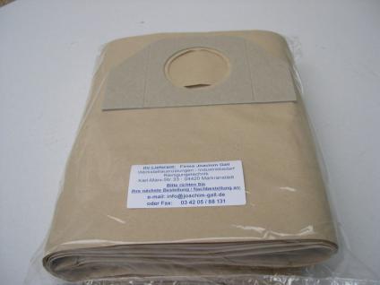 5 Filtersäcke Staubbeutel Filterbeutel Thomas Modell 1120 Hobby Vac 1000 Sauger