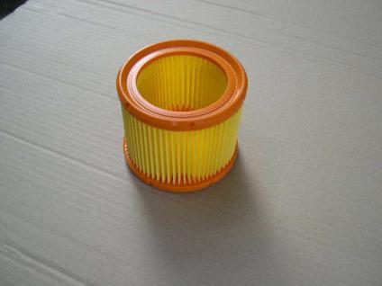 Filter Rundfilter Faltenfilter Filterelement Filterpatrone 80x120x110 NT Sauger