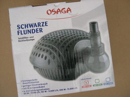 Filterspeisepumpe 9000 l/h Bachlaufpumpe NEU - Vorschau