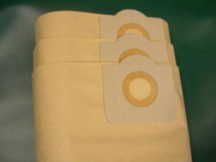 10 Filterbeutel Kärcher NT 301 A2801 K2801 Plus Sauger - Vorschau