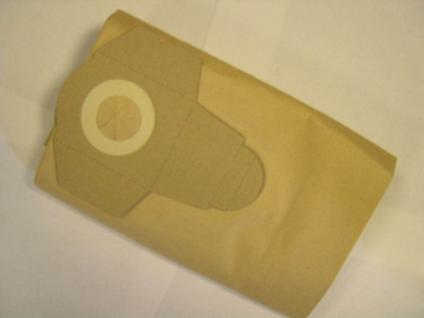 5x Schmutzfangsack Filtertüten Filtersäcke Einhell YPL 1252 N.G. 1250 NT Sauger