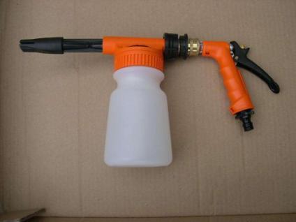 Schaumpistole 1 Liter Schaumkanone für Reinigungsmittel
