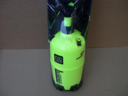 12 Ltr Profi Vorsprühgerät Pumpsprüher Druck- Sprühgerät Vorsprüher mit Behälter - Vorschau