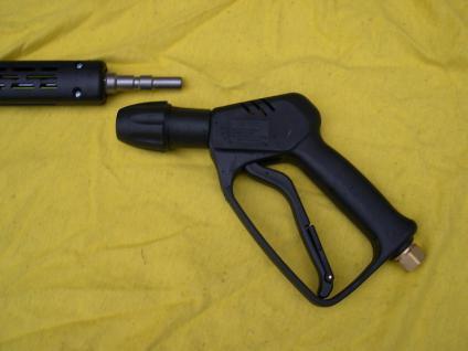 Hochdruckpistole Nilfisk Alto Poseidon Neptune Alpha Booster Hochdruckreiniger - Vorschau